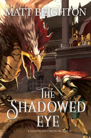 Shadowed eye cover image