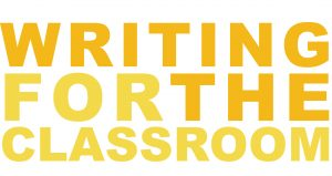 Writing for the classroom teacher training