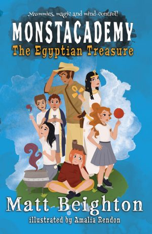 Egyptian Treasure cover image