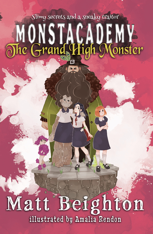 Grand High Monster cover image