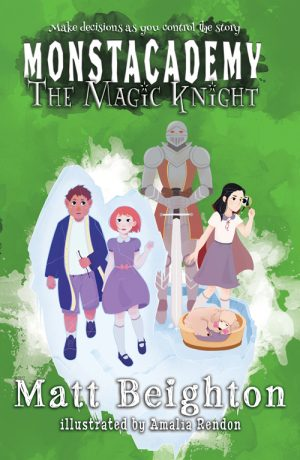 Magic Knight cover image